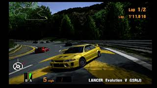 Gran Turismo 3 Epic Race! Evolution Meeting Bumper Cars, Spinouts, and AI Flying!