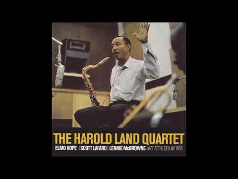 The Harold Land Quartet – Jazz At The Cellar ( Full Album )