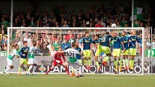 Highlights FC Dordrecht - Ajax