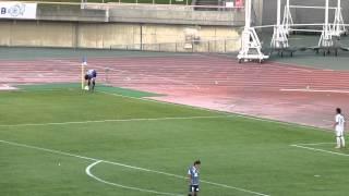 2013 第21節 対ファジアーノ岡山 3 前半戦(池端ヘッドあり)