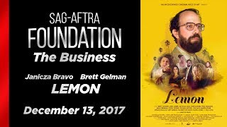 The Business: Q&A with Janicza Bravo and Brett Gelman of LEMON