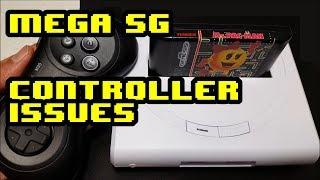 Analogue Mega Sg controller problems: UPDATE NOW FIXED PLEASE READ DESCRIPTION
