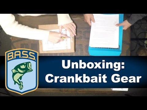 Unboxing: Crankbait Gear