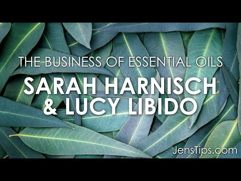 Interview with Sarah Harnisch and Lucy Libido by Jen O'Sullivan