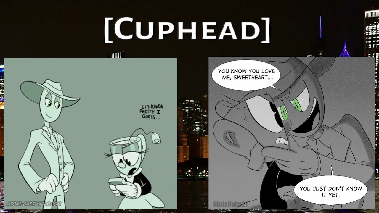 Cuphead Oc Comic Dub Susen G And Vincent C Feat Chi Chi