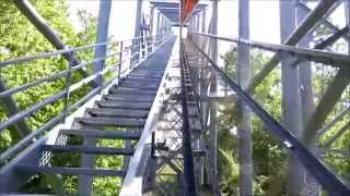 Kings Island: Around the Park VLOG / May 26, 2015 / Part 1 of 4