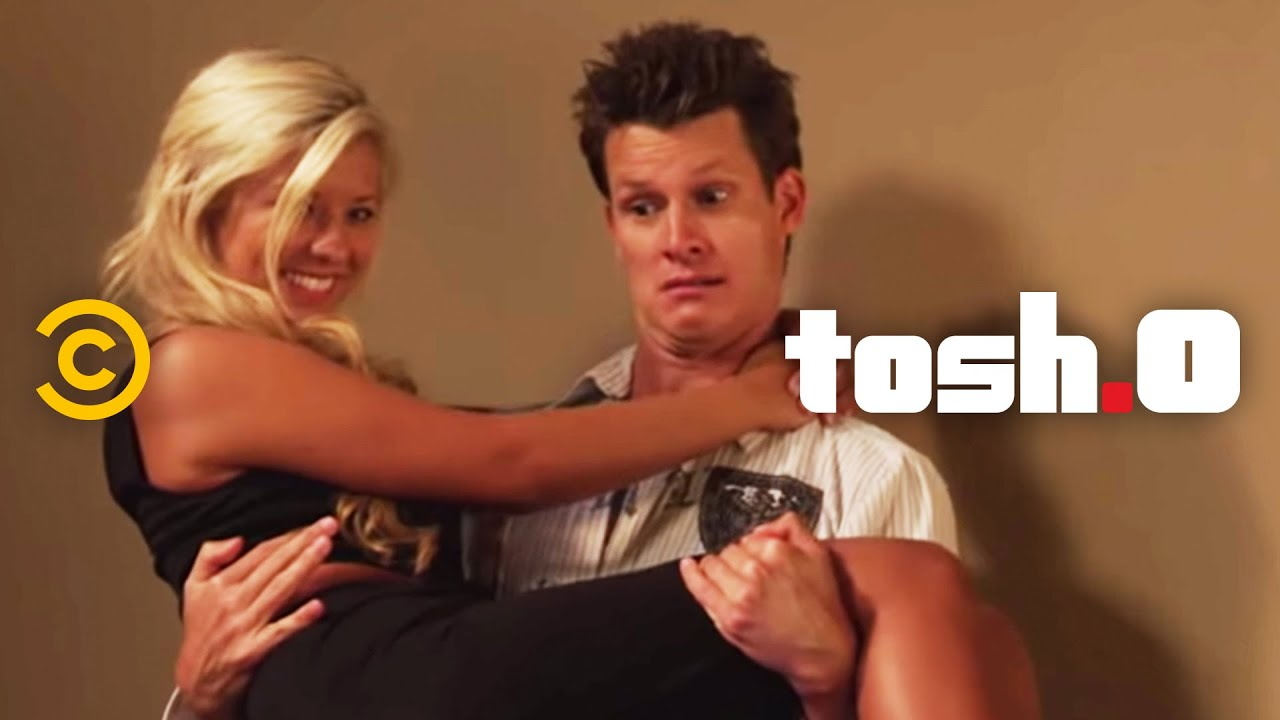 tosh 0 web redemption dating)
