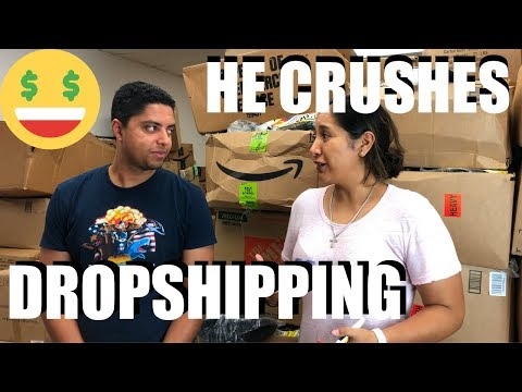 How to Dropship On Amazon - Daniel Made 280k In A Month thumbnail