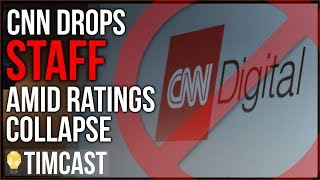 CNN Drops Over A HUNDRED Staffers Amid Ratings Collapse