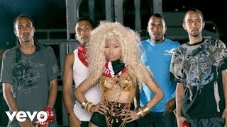 Repeat youtube video Nicki Minaj - Pound The Alarm