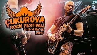 Pentagram/Mezarkabul - FLY FOREVER (Çukurova Rock Festivali, 2017)