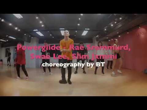 Powerglide ft. Juicy J - Rae Sremmurd, Swae Lee, Slim Jxmmi    BT 柏廷 choreography