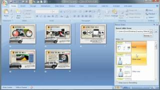 PowerPoint Tutorial: How to copy slides from one presentation to another