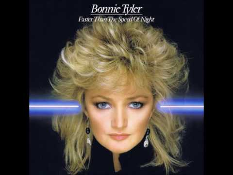 Bonnie Tyler – Faster Than The Speed Of Night Full Album (1983)