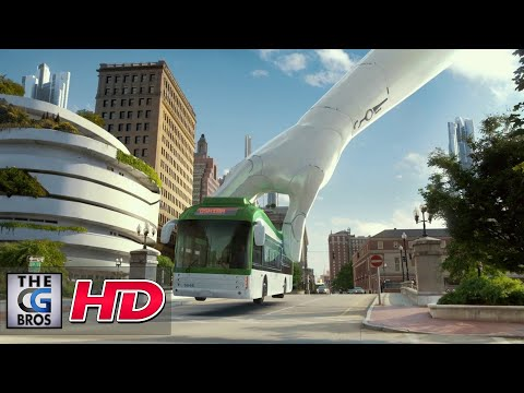 "CGI 3D/VFX Spot: ""Bring Life Forward"" - by Roof Studio/GyroSF"
