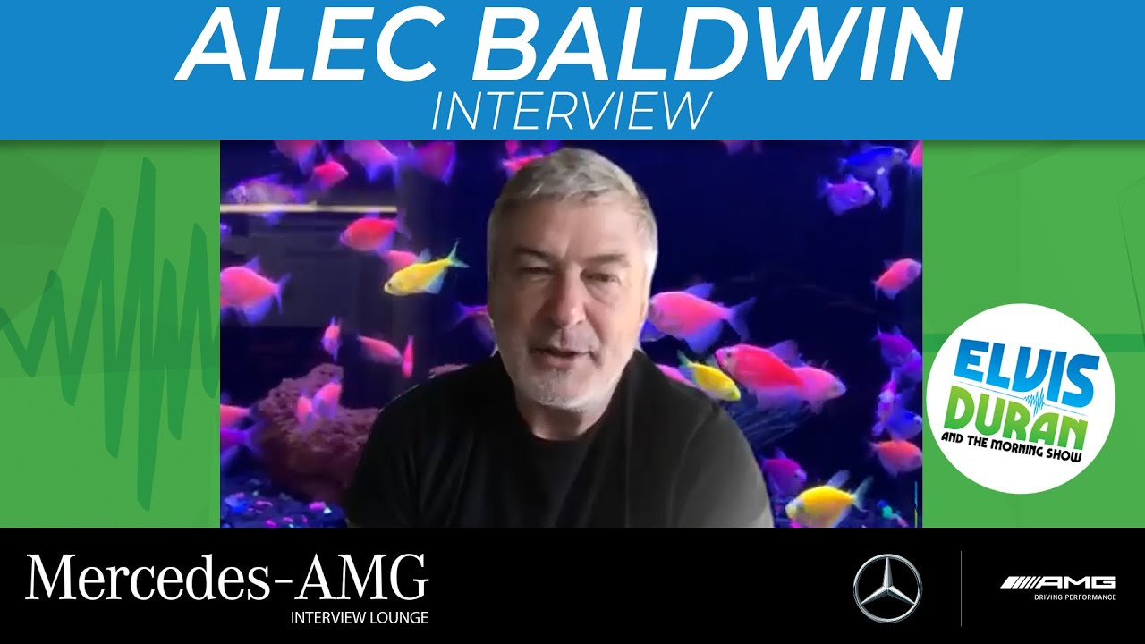 Alec Baldwin Says 'Boss Baby' Is The 'Greatest Movie' He's Ever Made