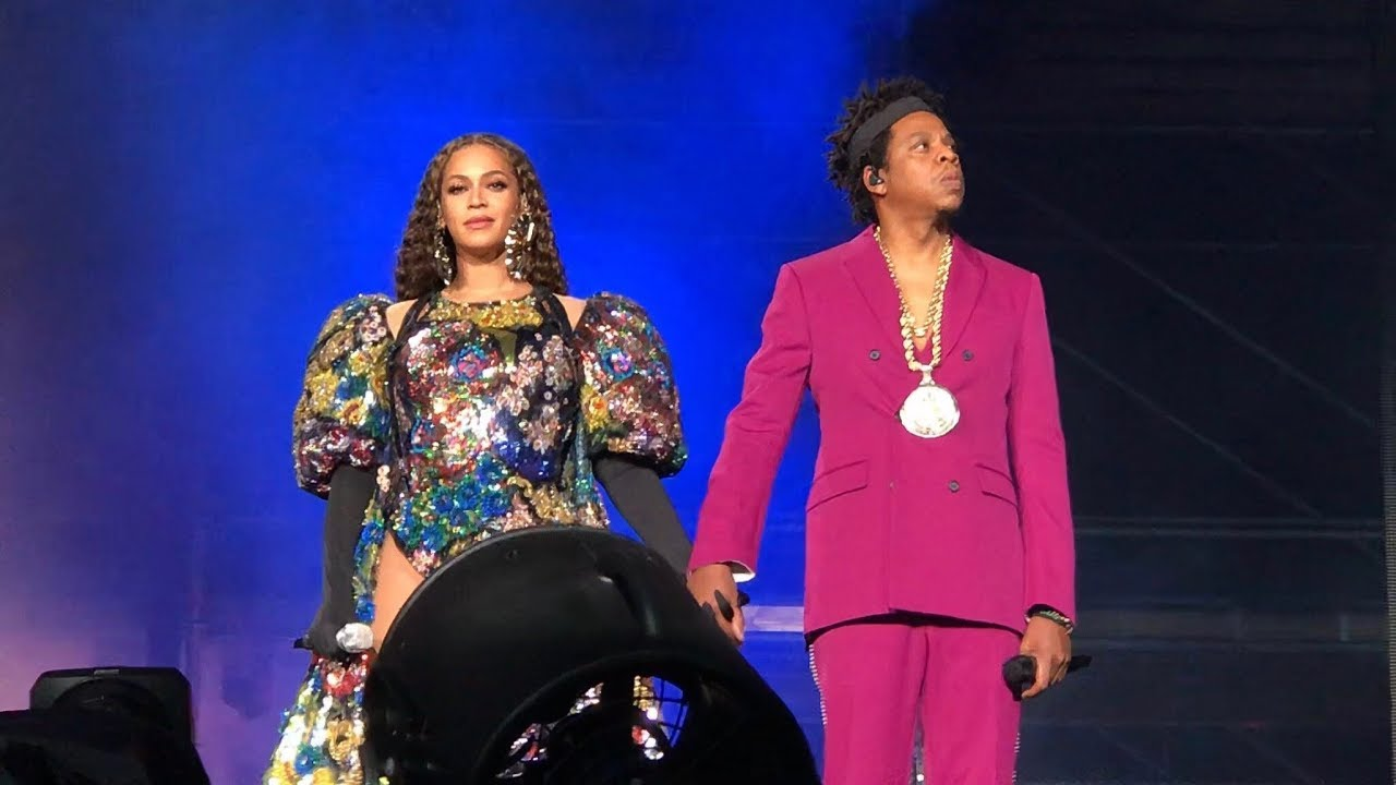 Beyoncé and Jay-Z - Holy Grail (Intro) Global Citizens Festival Johannesburg, SA 12/2/2018