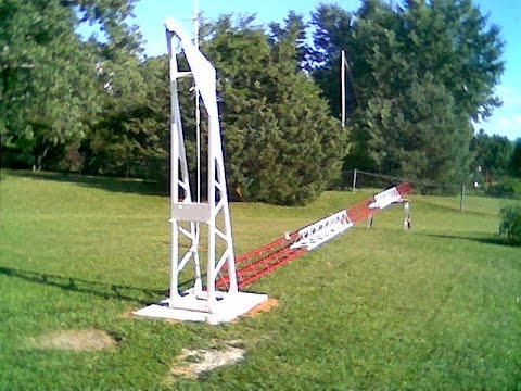 KG0ZZ's Amateur Radio Tower Stand