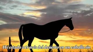 A horse with no name (America)  (Caballo sin nombre español)