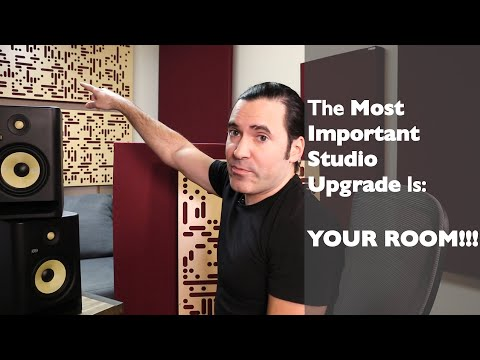 Guide to Acoustic Treatment: A MUST for Better Recordings & Mixes
