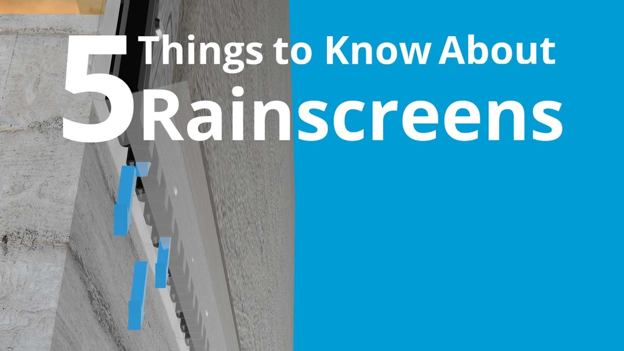 Rainscreen Drainage Plane - Drainage Mat Systems