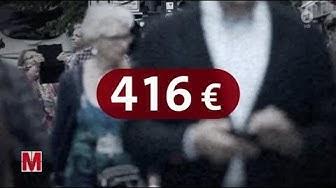 416.- statt 571.- Euro Hartz IV sind 155.- Euro zu wenig