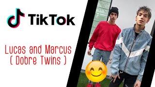 Lucas and Marcus TikTok (Dobre Twins)