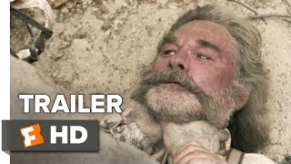 Bone Tomahawk Official Trailer #1 (2015) - Kurt Russell, Patrick Wilson Movie HD