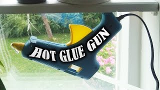 6 amazing things can be made with hot glue gun - hot glue hacks