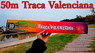 50m Traca im Park - Valenicia en Fallas ;-)