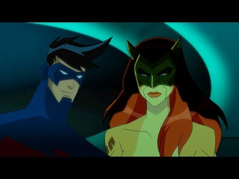 Batman Sinir Tanimyor | Cheetah ve Nightwing