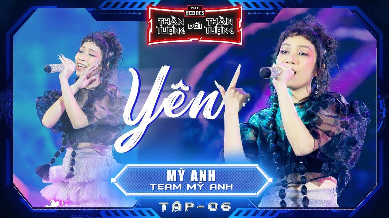 Download THE HEROES MV SHOW   MỸ ANH - YÊN
