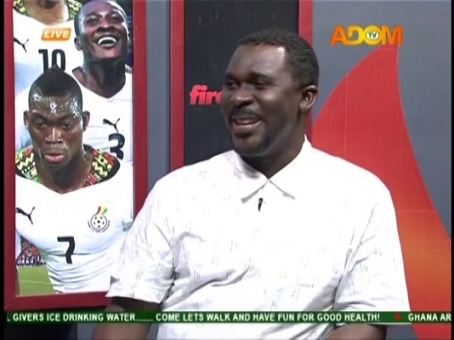 Commentary Position - Fire 4 Fire on Adom TV (15-10-18)