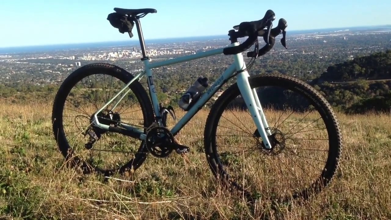 Review Specialized Sequoia Elite