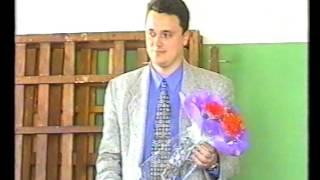 ТДАТУ АРХІВ Чевствование Дудкіна на кафедрі Ремонт машин 2 _04 _2002 р