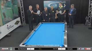 German Pool Masters Final Day - Table 2
