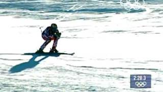 Janica Kostelic Wins Four Medals - Salt Lake City 2002 Winter Olympics