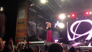 Noemi - Bagnati dal sole (Radiobruno Mantova) LIVE
