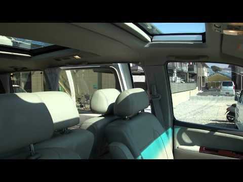 Nissan Elgrand 4WD Special Edition for sale Japan | Todoroki Trading stock car information