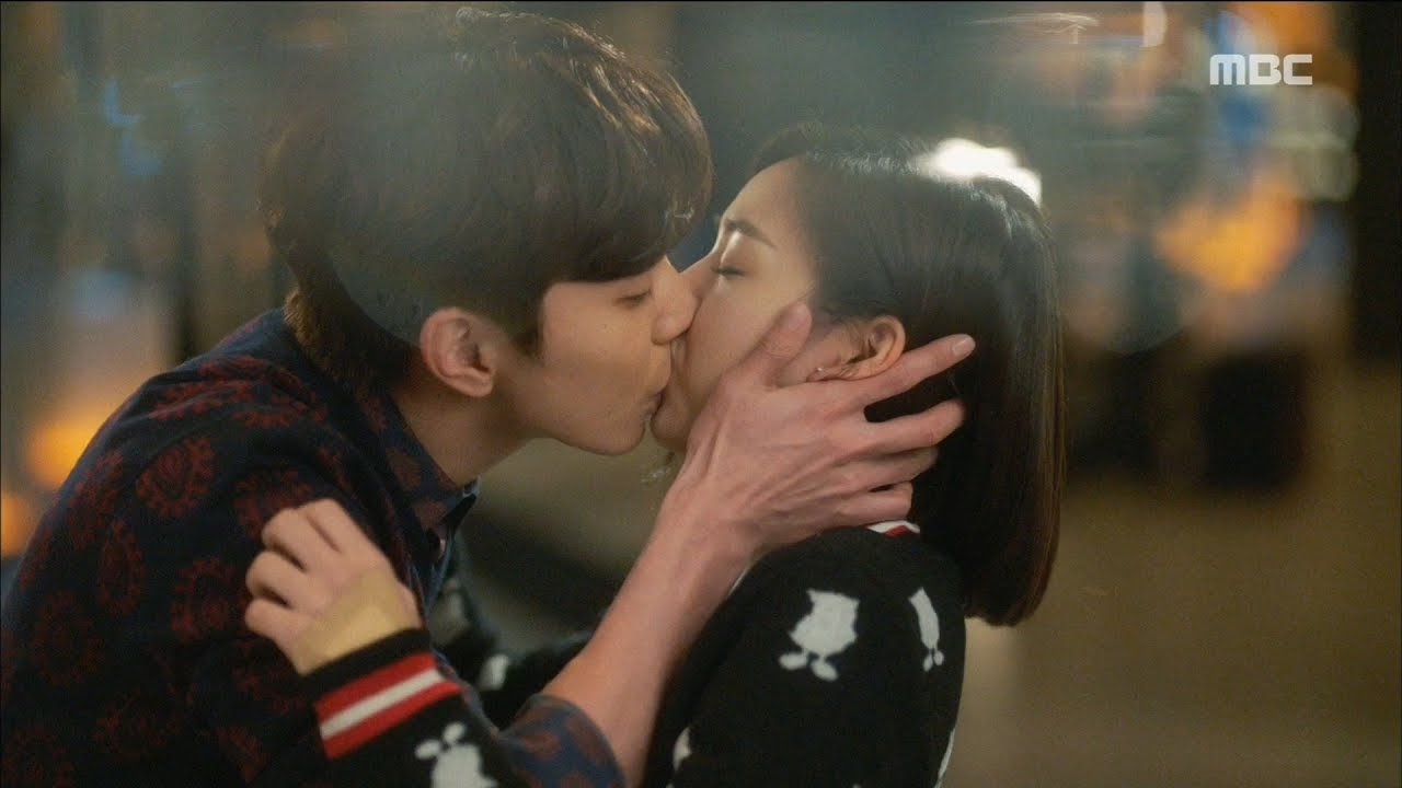 [I Am Not a Robot]로봇이 아니야ep 29,30Seung-ho and Soo-bin are suddenly kissing  forceful ♥20180124