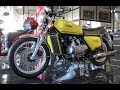 HONDA GOLDWING GL 1000 YEAR 1977 FULL RESTORATION