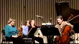 Transcendentalism and Charles Ives: Triple Helix Trio