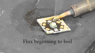 DIY LED Reflow Soldering