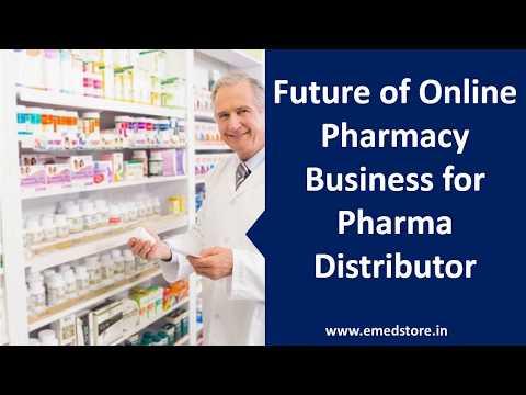 Future of online pharmacy business for pharma distributor