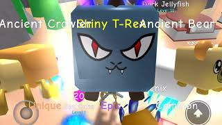 roblox bgs upd 25 i hatched a new legendary pet