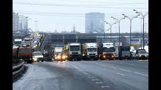 Первый рейс на Москву.  BY RUS.  Дальнобой #7 Картофель. В итоге Ярославль. подвел стартер(