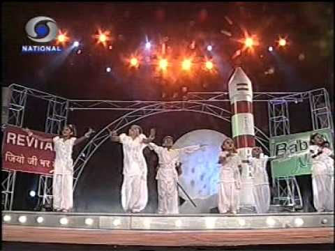 Sakshi Tisgaonkar - 18Dec2008 - DDNational Channel - Bharat Humko - Age6.5 yrs Travel Video