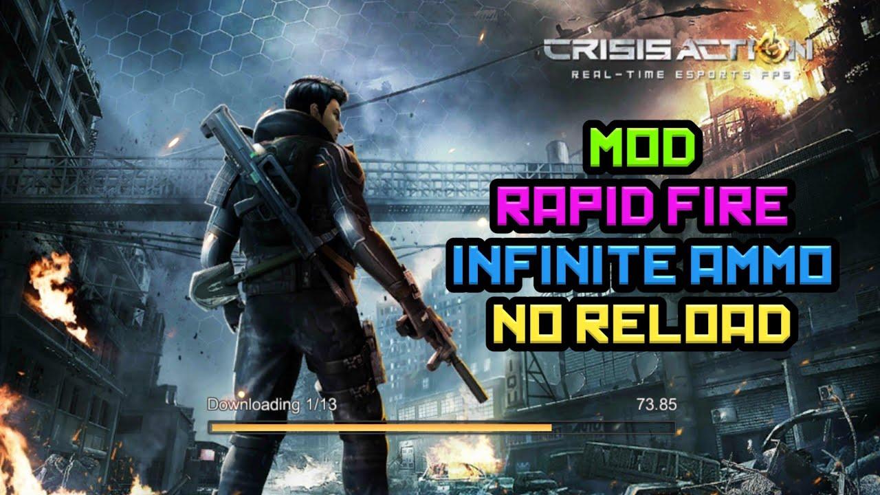 Crisis Action 2 0 2 Mod Ori Rapid Fire Infinite Ammo No