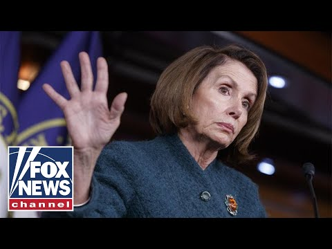 Pelosi blames media for dividing Democratic Party