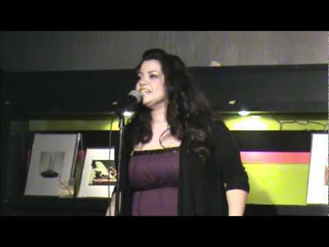 Adrienne Lovette Singing